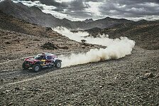Dakar - Video: Rallye Dakar 2020: Highlights der 4. Auto-Etappe