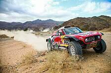 Rallye Dakar 2020: Stephane Peterhansel siegt vor dem Ruhetag