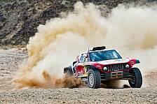 Rallye Dakar 2020: Zweiter Tagessieg für Carlos Sainz Senior