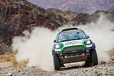 Dakar - Video: Rallye Dakar 2020: Highlights der 5. Auto-Etappe
