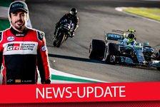 Formel 1 - Video: Formel 1 2020: Neuigkeiten zum Start ins neue Jahr