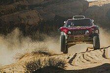 Dakar - Video: Rallye Dakar 2020: Stephane Peterhansels Fazit nach 5 Etappen