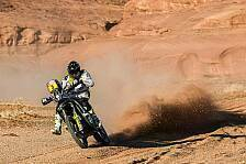 Rallye Dakar 2020: Quintanilla schlägt Walkner auf 11. Etappe