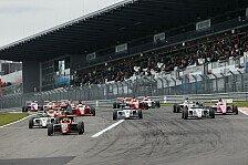 ADAC Formel 4 2020 beim 24h Rennen auf dem Nürburgring