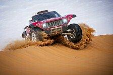 Rallye Dakar 2020: Dritter Sieg für Dakar-Leader Carlos Sainz