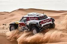 Rallye Dakar 2020 - 6. Etappe von Hail nach Riyadh