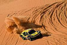 Dakar - Video: Rallye Dakar 2020: Highlights der 6. Auto-Etappe