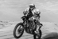 Dakar - Video: Rallye Dakar zollt Paulo Goncalves Tribut