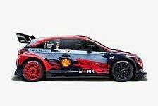 WRC 2020: Die Autos von Hyundai, Toyota und M-Sport