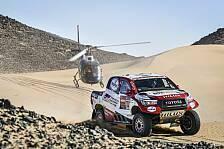Rallye Dakar 2020: So schlug sich Fernando Alonso