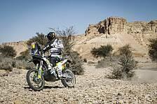 Rallye Dakar 2020 - 9. Etappe von Wadi al Dawasir nach Haradh