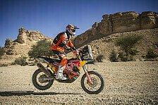 Dakar Rallye - Video: Rallye Dakar 2020: Highlights der 9. Motorrad-Etappe