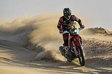 Dakar - Video: Rallye Dakar 2020: Highlights der 10. Motorrad-Etappe