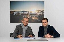 DTM-Rückkehrer Lucas Auer: Irrsinnig lässiges Angebot von BMW