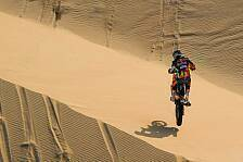 Dakar - Video: Rallye Dakar 2020: Highlights der 11. Motorrad-Etappe