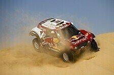 Rallye Dakar 2020: Peterhansel gewinnt vorletzte Etappe