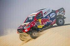 Dakar - Video: Rallye Dakar 2020: Das denken die Fahrer vor dem Finale