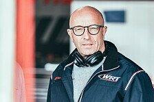 ADAC GT Masters, 2020: WRT-Teamchef Vosse im Interview
