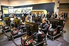 Qualifying für ADAC GT Masters eSports Championship beginnt