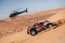 Rallye Dakar 2020 - 11. Etappe von Shubaytah nach Haradh