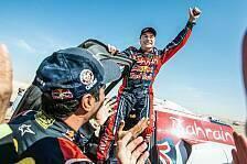 Rallye Dakar 2020: Sainz gewinnt die 1. Dakar in Saudi Arabien