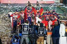 Rallye Dakar 2020 - 12. Etappe & Podium in Qiddiya