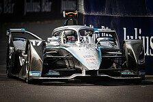 Formel E: Strafe kostet Mercedes Chile-Podium und Gesamtführung