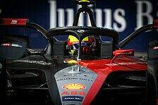 Formel E in Chile: 2.Training nach Unfall vorzeitig abgebrochen