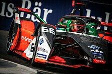 Formel E: Daniel Abt nach Unfall zum Check im Krankenhaus
