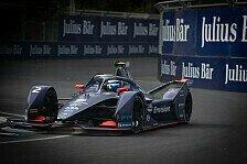 Formel E, Santiago ePrix: Sam Bird im ersten Training vorne