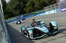 Formel E Mexiko: Evans beendet Audi-Serie in Ausfall-Rennen