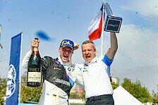 Formel E - Video: Formel E - Chile-Sieger Max Günther: Unglaubliches Gefühl