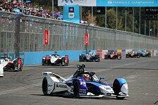Formel E Chile: Max Günther feiert Sieg in letzter Sekunde!