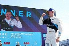 Max Günther nach erstem Formel-E-Sieg: Wir werden nicht abheben