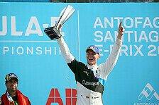 Formel E 2020, Santiago ePrix: Die Stimmen zum Rennen