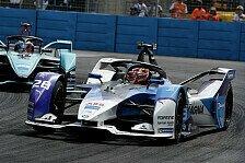 Formel E - Max Günther nach BMW-Sieg: Erwartungen jetzt höher