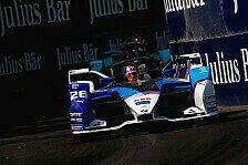 Formel E, Mexiko-Vorschau: Bleiben BMW und Mercedes in Führung?