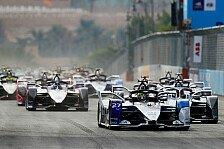 Formel E: Das sagen die Fahrer zur Corona-Pause