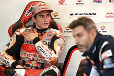 MotoGP - Marc Marquez: Warum die Schulter noch Probleme macht