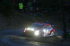 WRC Monte Carlo 2020: Neuville legt in vereister Nacht vor