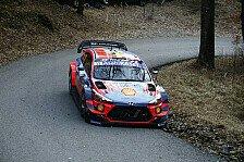 WRC Live-Ticker - Rallye Monte Carlo 2020: Neuville gewinnt