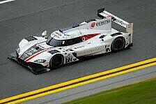 IMSA, Daytona: Mazda auf Pole, Penske crasht