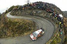 WRC Rallye Monte Carlo 2020: Alle Fotos vom WM-Auftakt