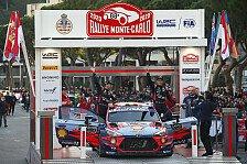 WRC, Rallye Monte Carlo: Neuville gewinnt Thriller in Monte