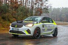 ADAC Opel e-Rally Cup: Holzer und Michelin neue Partner