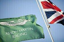 Jordan wird Aston Martin: Die Geschichte eines Formel-1-Teams