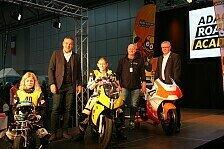 Neue Talente für den Motorradsport