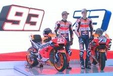 MotoGP: Repsol Honda präsentiert die neue RC213V für 2020