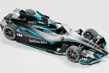 Formel E - Video: Formel E Gen2 EVO: Neues Auto für 2020/21 präsentiert