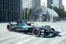 Neues Gen2-EVO-Auto der Formel E: Rückschritt in die Zukunft